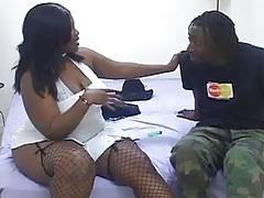 Big Beautiful Black Woman Loves...