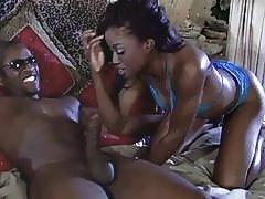 Black And Horny - Scene 1
