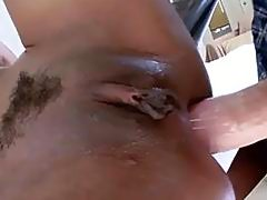 Cutie thrills mate with explicit anal riding