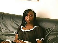 Hot maid clips